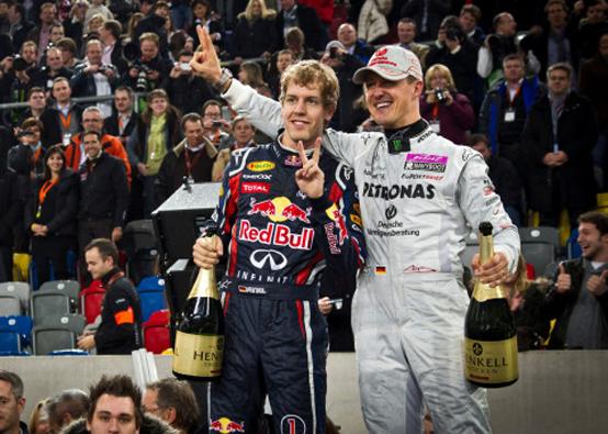 Race Of Champions: Vettel e Schumacher vincono per la quinta volta la Nations Cup