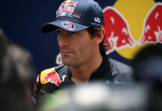 Red Bull, Webber: La prossima stagione sarà molto diversa per me