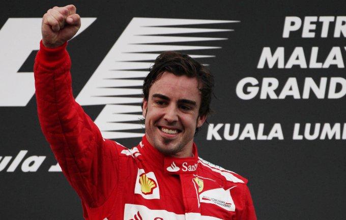 """Fernando Alonso: """"I tifosi mi danno una grande carica!"""""""