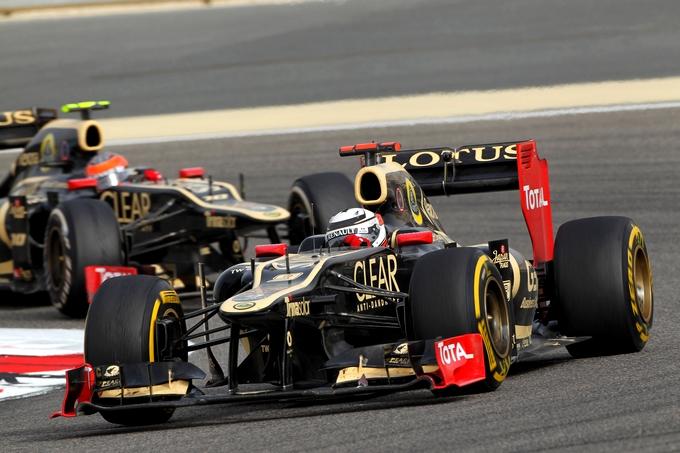 """Jackie Stewart: """"Raikkonen e la Lotus sono tornati"""""""