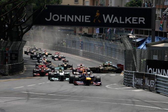 Diritti Tv: la F1 torna su Sky in esclusiva dal 2013