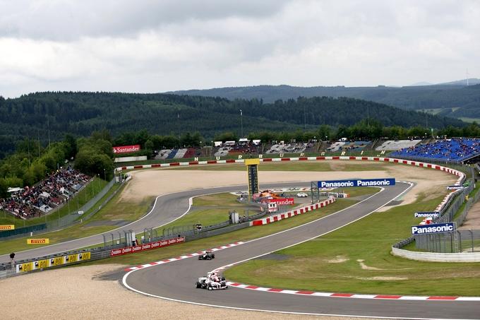 Circuito Nurburgring : Nurburgring a rischio fallimento il gp germania potrebbe