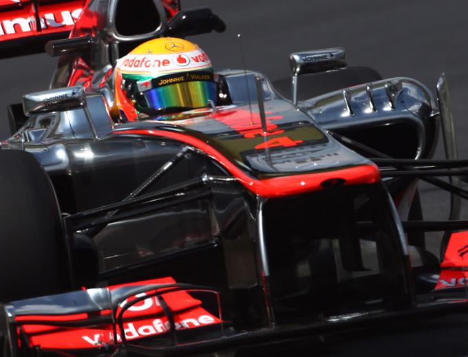 GP Corea, Prove Libere 1: Hamilton precede Alonso