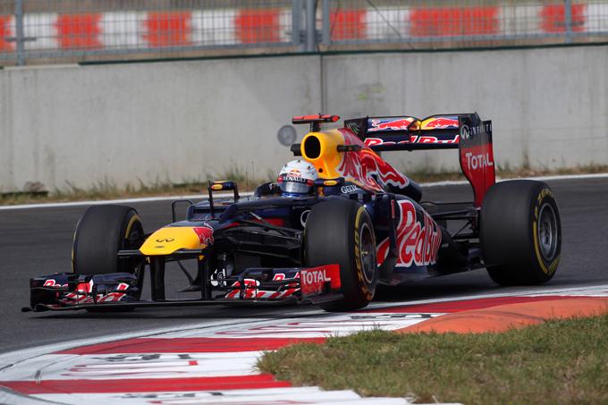 GP Corea, Prove Libere 2: Vettel il più veloce