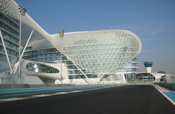 Gran Premio di Abu Dhabi, Yas Marina: Anteprima ed orari del weekend