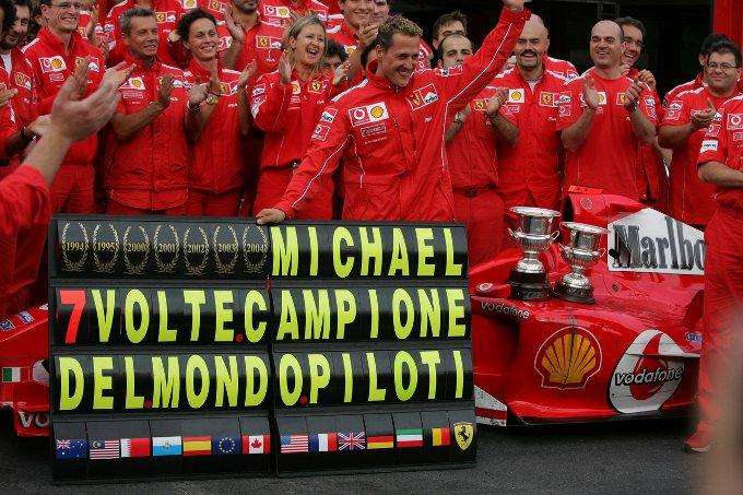 """Michael Schumacher Story: """"L'uomo dietro al casco"""""""