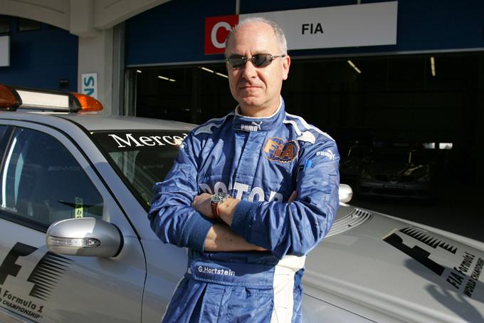 La F1 avrà un nuovo medico nel 2013