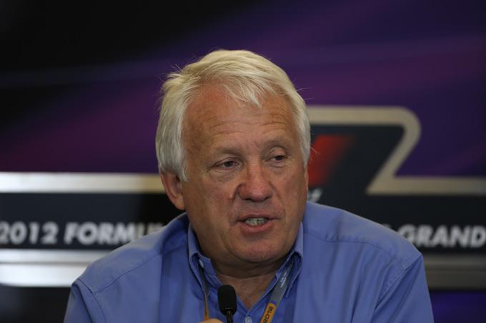 """Whiting: """"La F1 si abituerà al rumore dei motori V6″"""