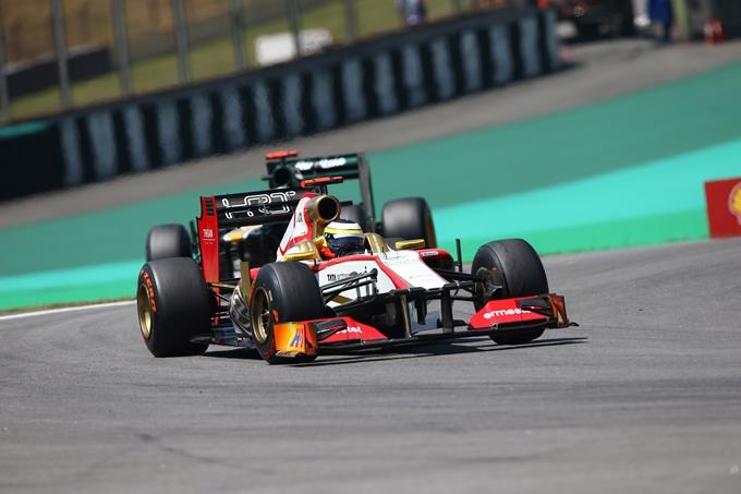 HRT di nuovo in pista nel 2013? Sì, ma come Scorpion Racing