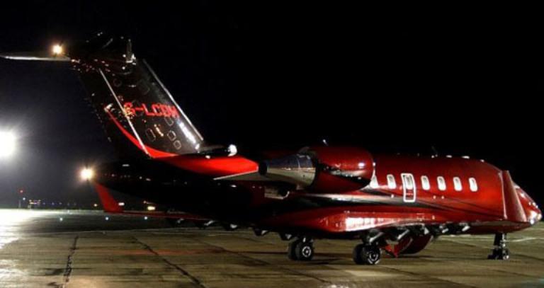 Jet Privato Listino Prezzi : Un jet privato per hamilton