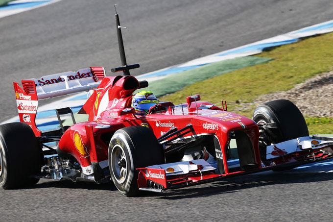 "Rosberg: ""Ferrari competitiva a Jerez"""