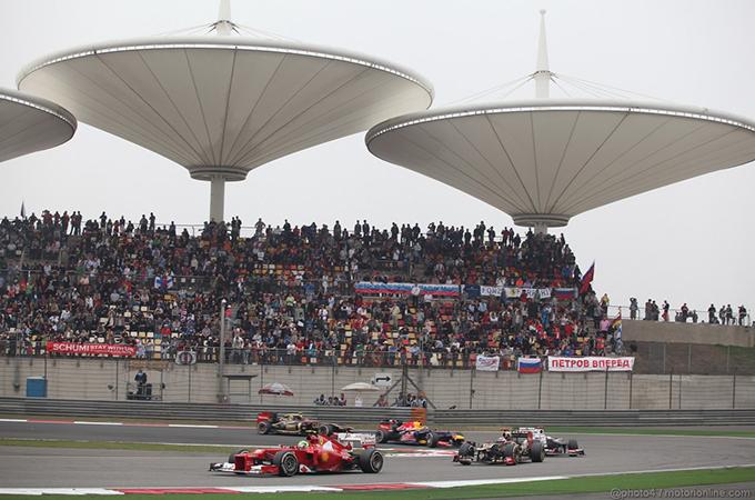 Gran Premio di Cina 2013, Shanghai: Anteprima ed orari del weekend