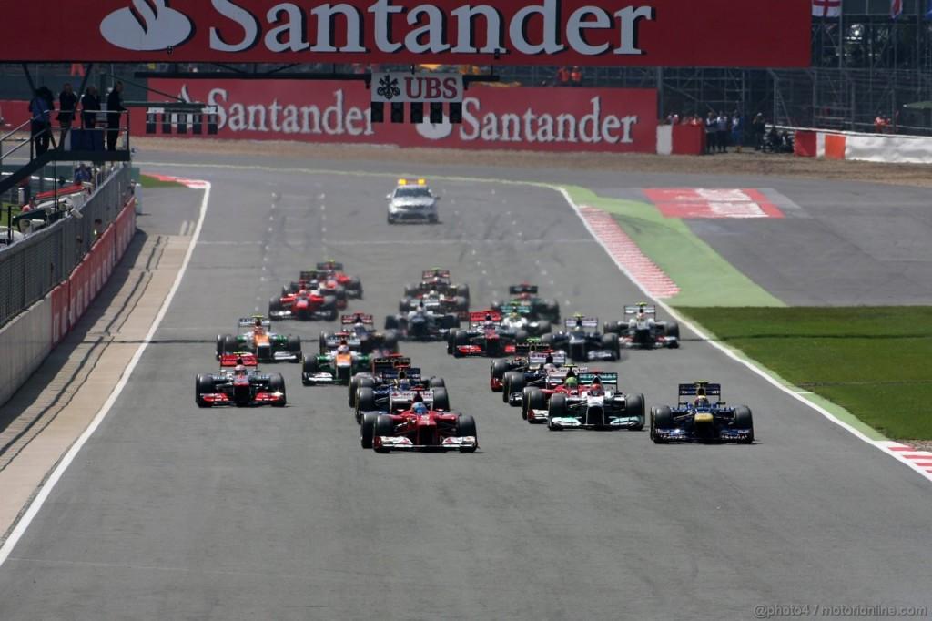 Gran Premio di Gran Bretagna 2013, Silverstone: Anteprima e orari del weekend