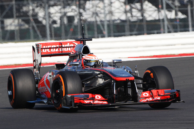 Test Silverstone Giovani Piloti F1: Magnussen davanti con la McLaren