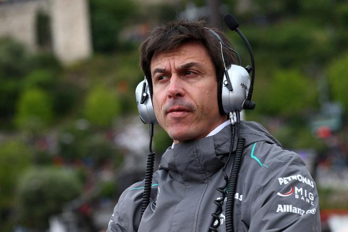 Mercedes vuole girare nel quarto giorno di test a Silverstone