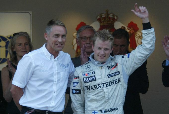 """McLaren: """"Raikkonen determinato a lasciare la Lotus"""""""