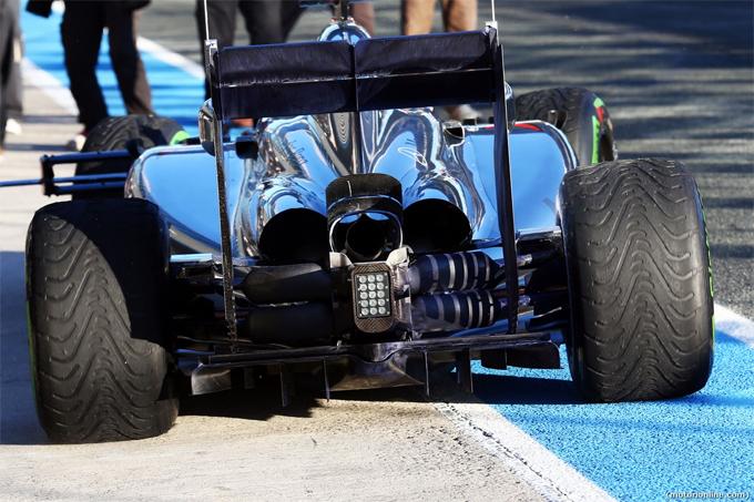 Anche gli altri team di F1 copieranno la sospensione posteriore McLaren