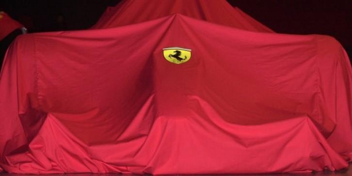 La nuova Ferrari svelata il 25 gennaio