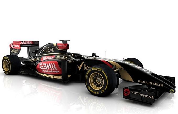 primo test f1 2014
