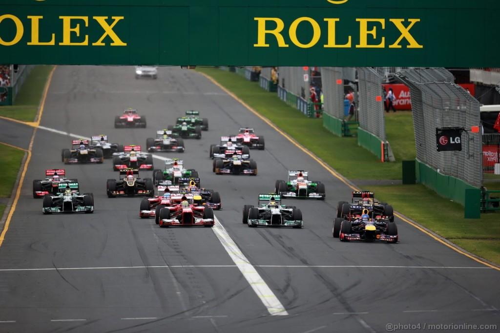 Gran Premio d'Australia 2014, Melbourne: anteprima e orari del weekend
