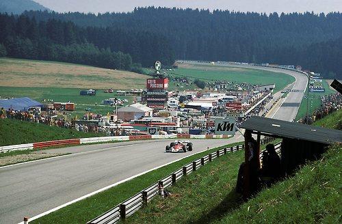 Circuito Formula 1 Austria : I circuiti d austria