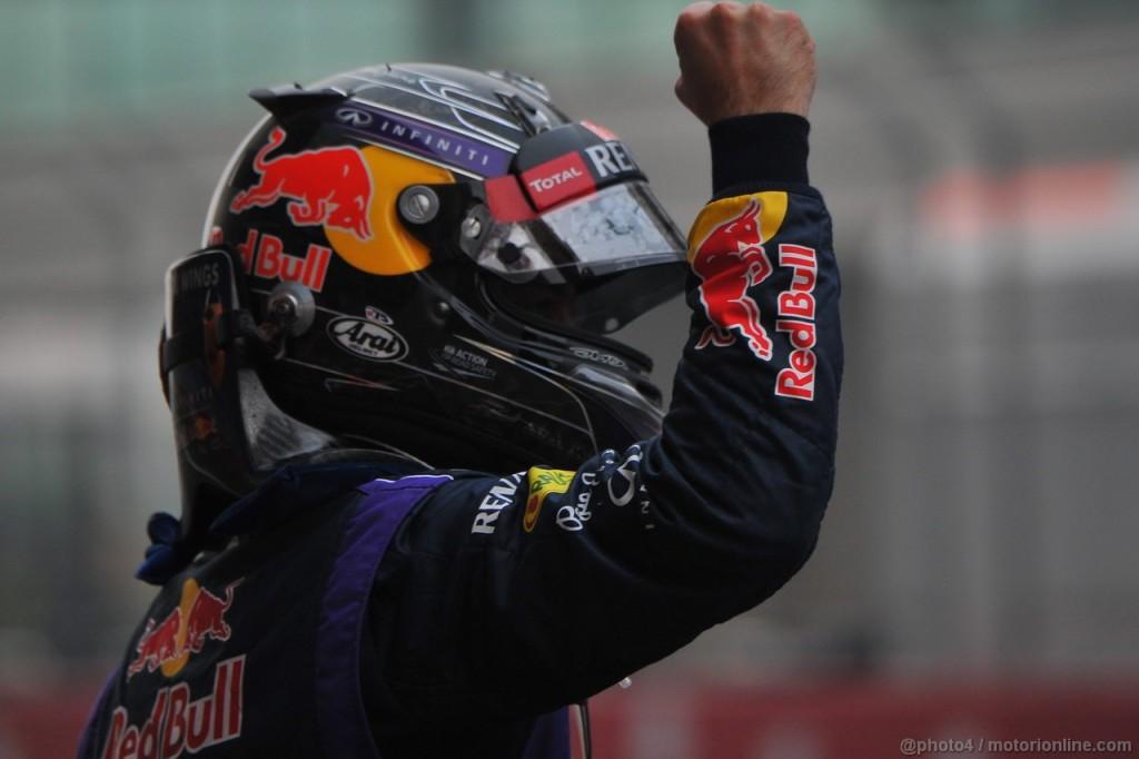 Tutti i (super)Numeri di Sebastian Vettel in RedBull