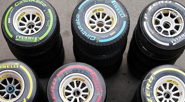Pirelli annuncia le gomme per le prime quattro gare