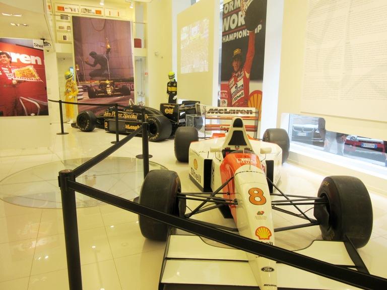 Torino ricorda Senna con una mostra