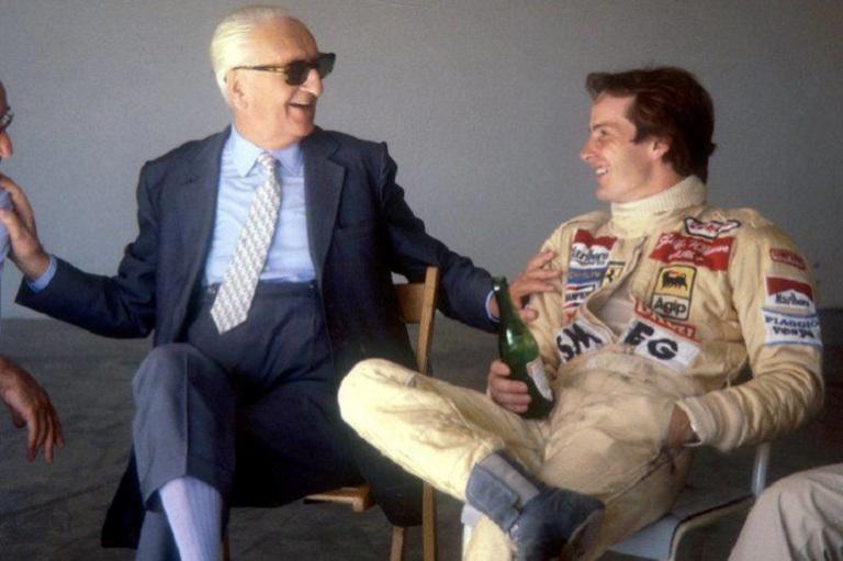 8 maggio 1982. Villeneuve non se n'è mai andato