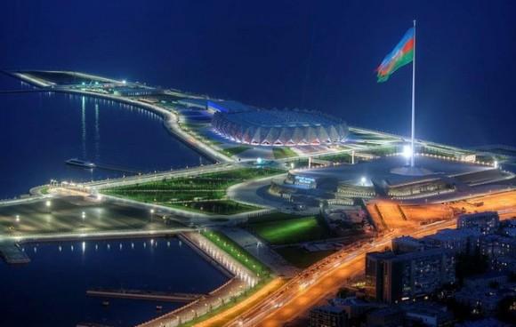 Charlie Whiting Wallpaper: Il Tracciato Cittadino Di Baku Pronto Per L'omologazione