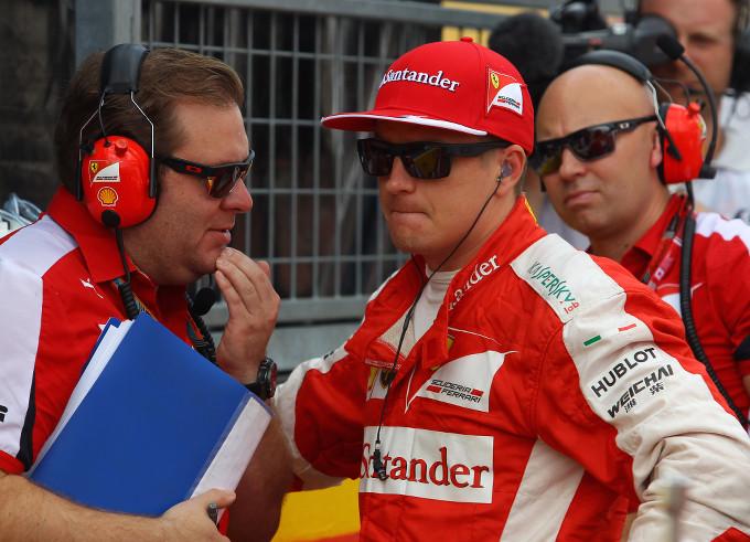 """Kimi Raikkonen: """"Oggi abbiamo fatto tutto il possibile"""""""