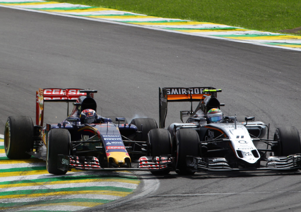 Brazilian Grand Prix, Sao Paulo 12 - 15 November 2015