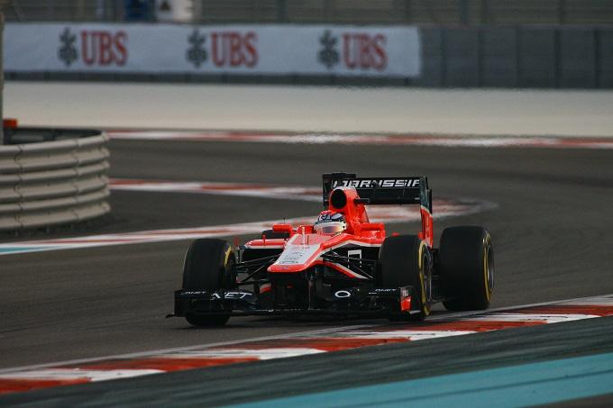 In vendita la Marussia MR02 di Jules Bianchi