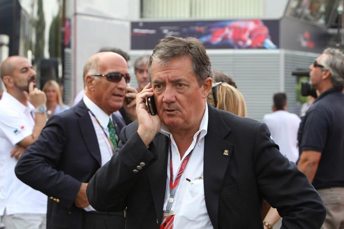 """Giancarlo Minardi controcorrente: """"Giusta la presentazione web della Ferrari"""""""