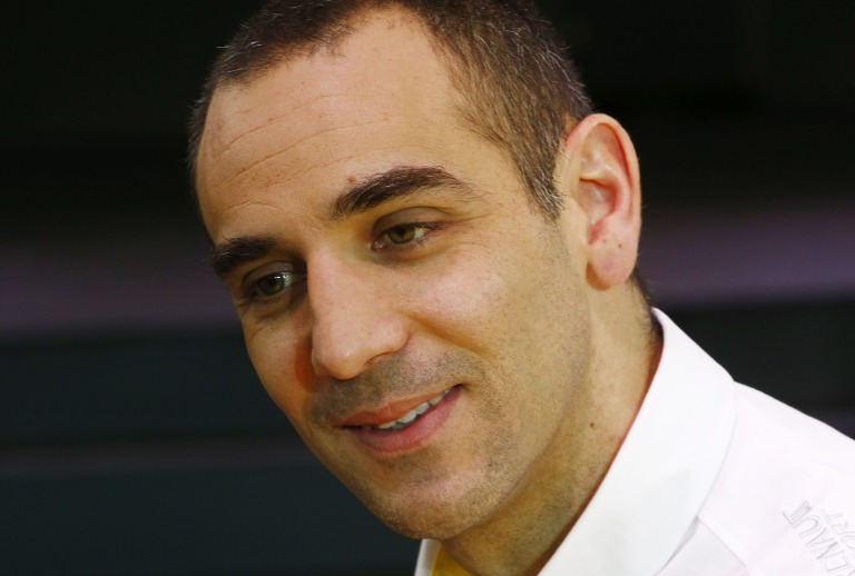 """Abiteboul: """"Forse sul podio nel 2018"""""""