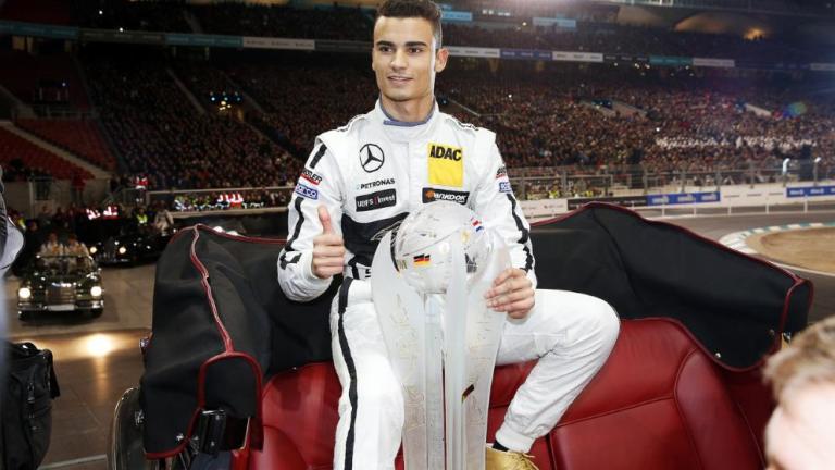 F1: Pascal Wehrlein pilota ufficiale della Manor