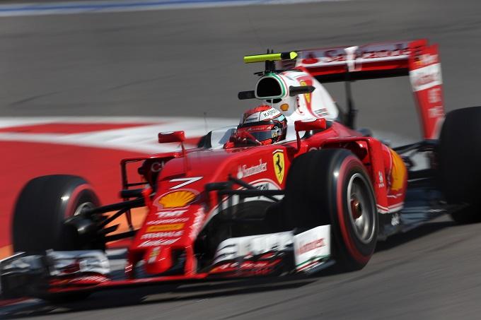F1   Ferrari: power unit aggiornata per il Gp di Russia