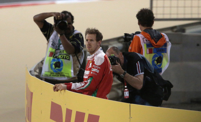 """Vettel: """"Non ho fatto tutto quello che avrei potuto a causa dello stop anticipato"""""""
