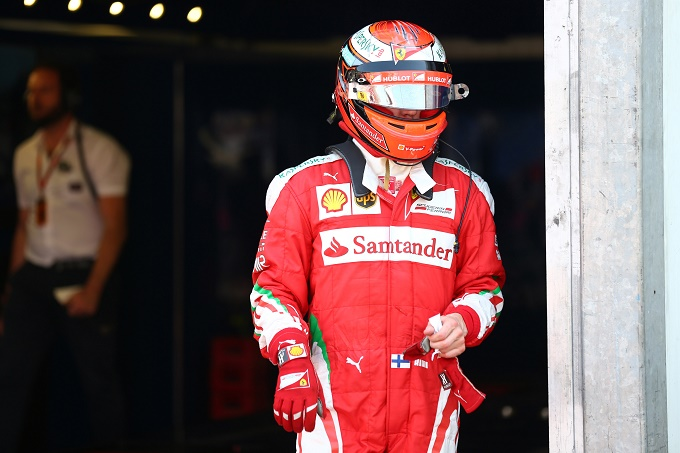 F1, Raikkonen svela: