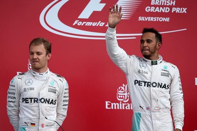 Gp Ungheria F1, Rosberg il più veloce nelle seconde libere