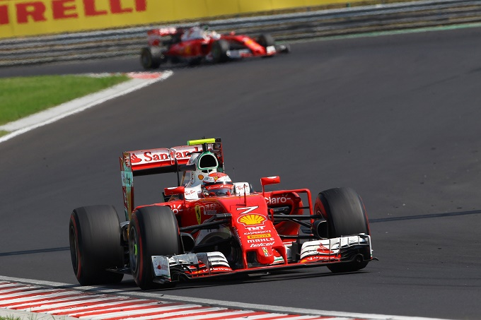"""Ferrari, Raikkonen non molla la presa: """"Il nostro obiettivo resta la Mercedes"""""""