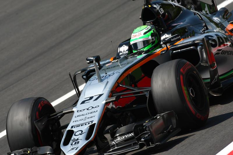 Rosberg domina a Baku, Vettel secondo