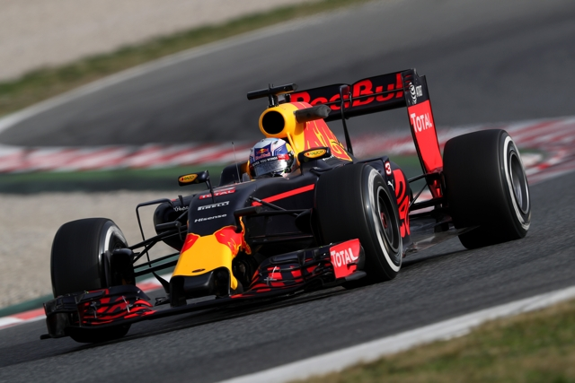Gp Belgio, le Red Bull dominano le seconde libere
