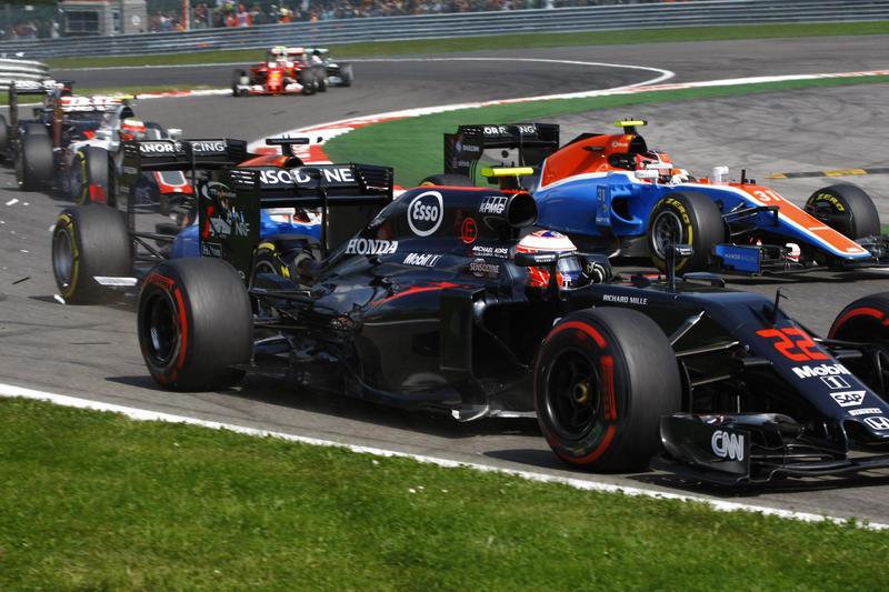 Button fermo un anno, riserva McLaren
