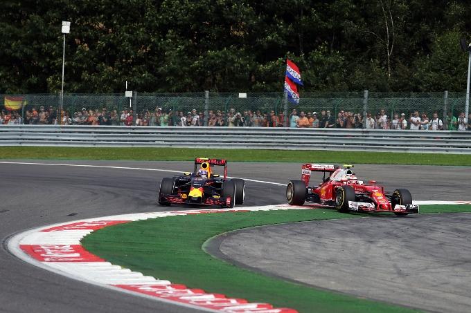 Spa, si ricomincia dalle Mercedes: Rosberg davanti a tutti nelle FP1