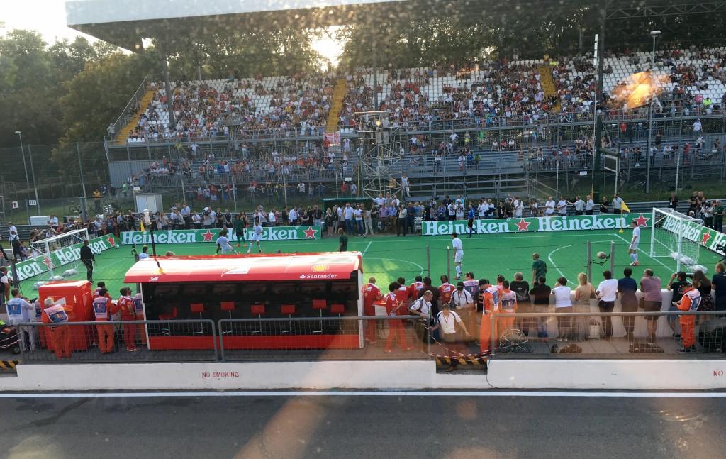 GP Italia: Heineken trasforma la griglia di partenza a Monza
