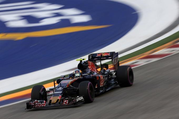 """Toro Rosso, Sainz: """"Io in Renault il prossimo anno? Sono voci false"""""""