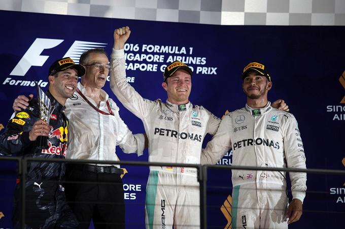 Gp Singapore F1, Vettel: