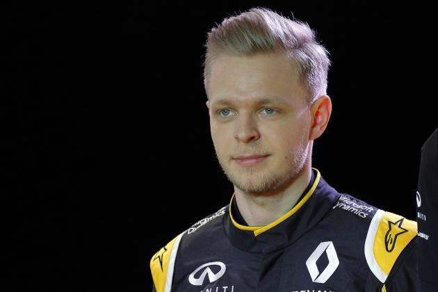 Magnussen vorrebbe restare in Renault