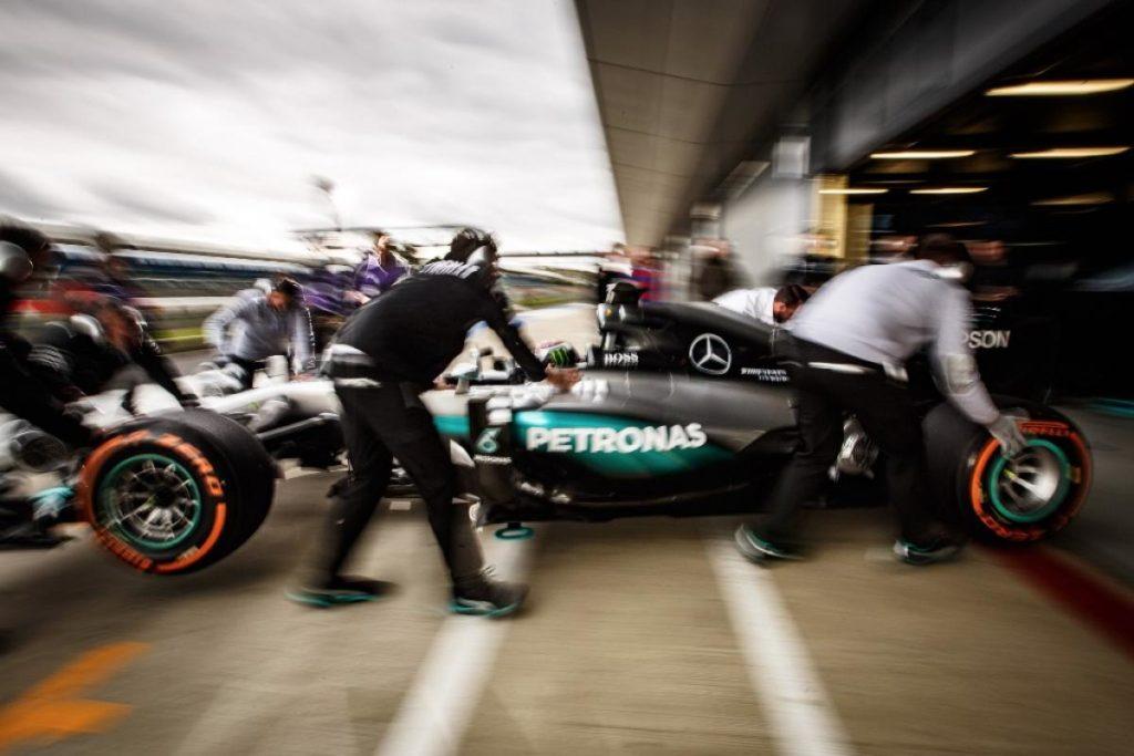 Lorenzo soddisfatto del test con Mercedes: